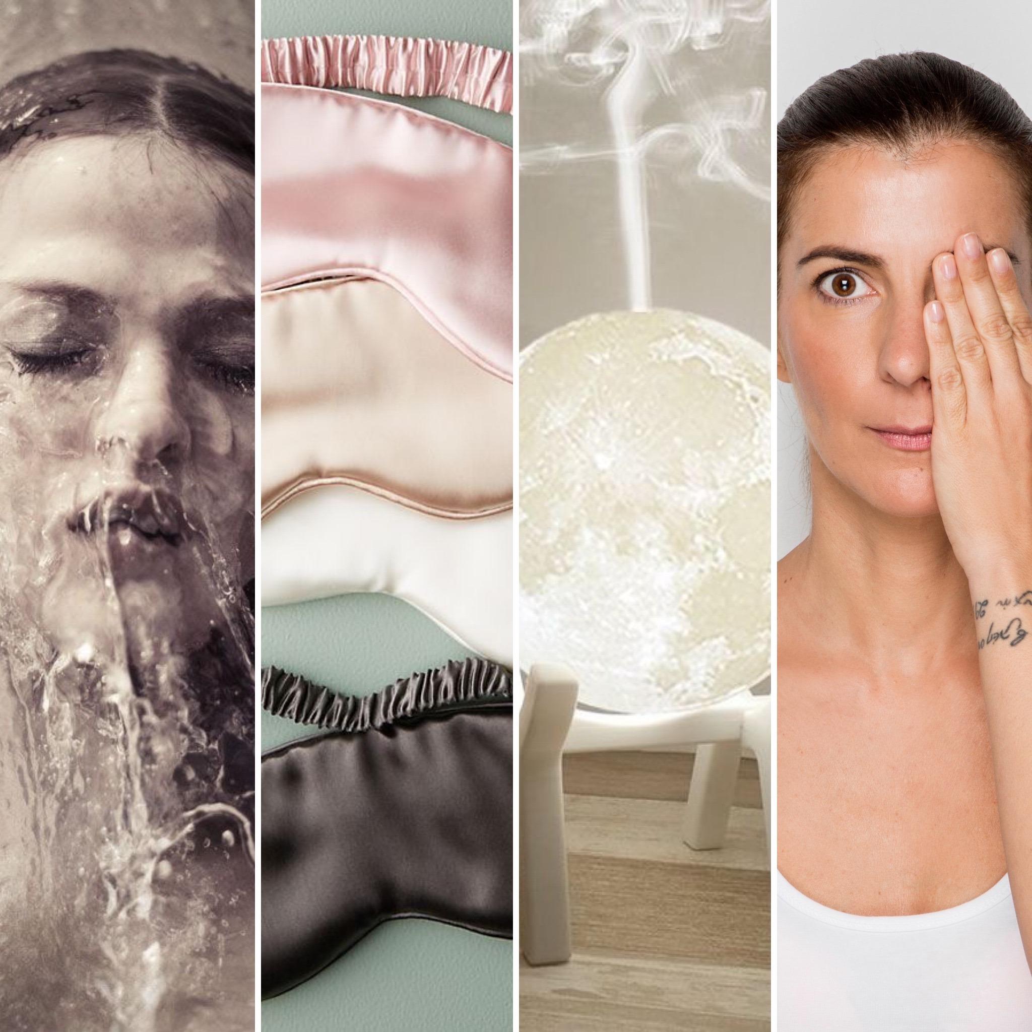 face yoga - 4 beauty tips