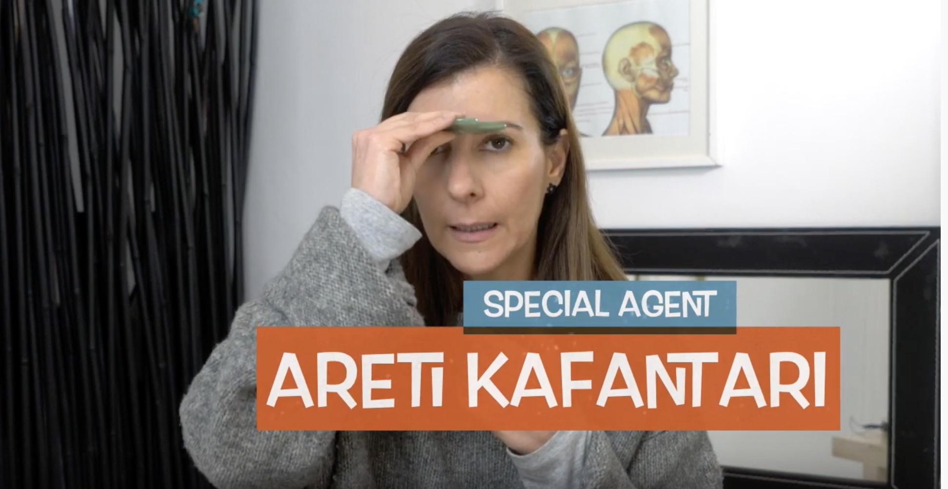 Gua Sha Areti Kafantari